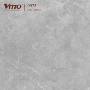 Gạch lát nền Vitto 60x60 porcelain hiệu ứng sugar 0973