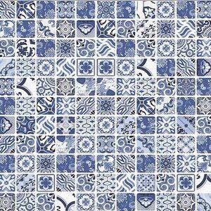 Gạch ốp tường bếp Đồng Tâm 30x60 HOAGOM 3060HOAGOM001